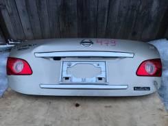 Крышка багажника Nissan Bluebird Sylphy