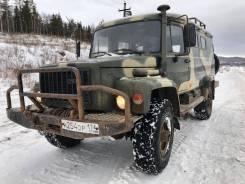 ГАЗ. 330811 Вепрь, 4 400куб. см., 5 000кг., 4x4
