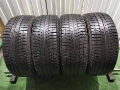 Michelin X-Ice. зимние, без шипов, б/у, износ 5 %