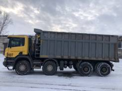 Scania P400. Продам самосвал Scania 8x4 p400, 400куб. см., 25 000кг., 8x4