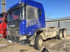 Scania G440. A6X6HZ, 12 742куб. см., 6x6