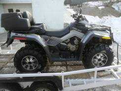 BRP Can-Am Outlander Max 800R Limited, 2011