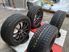 Michelin Latitude X-Ice. зимние, без шипов, 2013 год, б/у, износ 5%