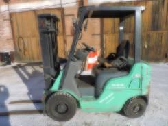 Mitsubishi FG15, 2004