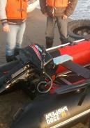Мотор лодочный Mercury 9,8