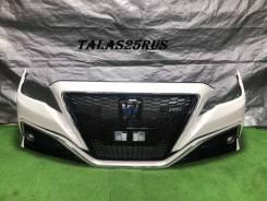 Бампер. Toyota Crown, ARS220, AZSH20, GWS224, AZSH21 8GRFXS, A25AFXS, 8ARFTS