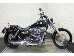 Harley-Davidson FXDWG1450, 2011