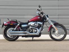 Harley-Davidson FXDWG1450, 2015