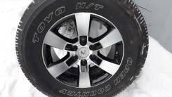 """Продам комплект колёс на прадо. 7.5x17"""" 6x139.70 ET30 ЦО 106,2мм."""