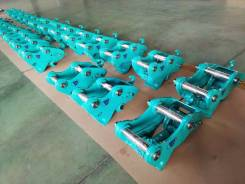 Быстросъем механический (квик-каплер) на экскаваторы от 2 до 4 тонн