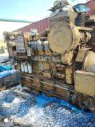 Дизельный генератор Caterpillar C-3512 1000kVA