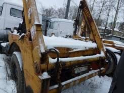 МАЗ МКС-3501. Мусоровоз МКС-3501 на шасси МАЗ 5551А2, 2009г. Под заказ