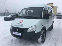 УАЗ-390995. ГАЗ-27527 (грузовой фургон цельнометаллический 7 мест), 4x4