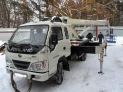 Foton Forland. Продается автокран 8 тонн 28 метров Forland, 28,00м.