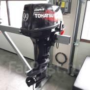 Tohatsu. 9,90л.с., 2-тактный, бензиновый, нога S (381 мм), 2016 год