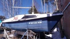 """Парусная лодка """"Ассоль"""""""