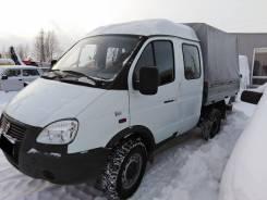 ГАЗ 23107. ГАЗ-231073 грузовой с бортовой платформой, 2 690куб. см., 1 040кг., 4x4