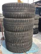 Bridgestone Blizzak Revo GZ. зимние, 2015 год, б/у, износ 30%