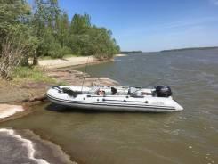 Надувная лодка НДНД Compas 450