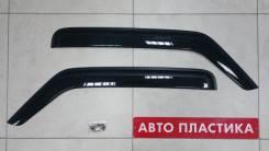 Ветровики дверей Suzuki Jimny 1998-2016 (с крепежами) комплект