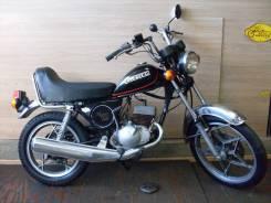 Suzuki. 50куб. см., исправен, без птс, без пробега