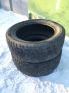 Dunlop Ice Touch. зимние, шипованные, 2013 год, б/у, износ 60%