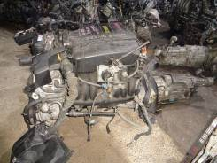 Двигатель в сборе. Toyota: Mark II Wagon Blit, Crown, Verossa, Mark II, Altezza, Cresta, Chaser Lexus IS200, GXE10 1GFE, 3SGE