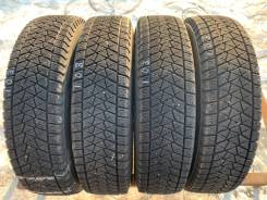 Bridgestone Blizzak DM-V2. зимние, без шипов, 2014 год, б/у, износ 20%