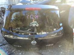 C1299 Дверь багажника Nissan Tiida, C11