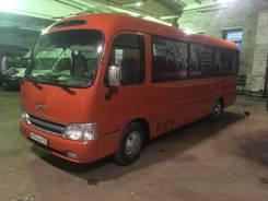 Hyundai County. Автобус хендай каунти, 24 места