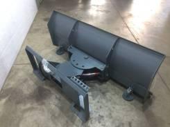 Отвал поворотный 200 гидравлический для минипогрузчика