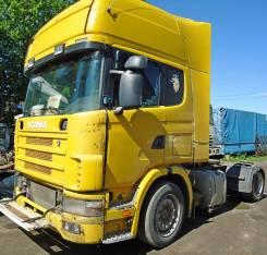 Разборка Scania 124 на запчасти