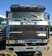 Разборка Scania 113 на запчасти
