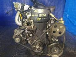 Двигатель Toyota Corsa 1996 [1900011620] EL51 4E-FE [162420]