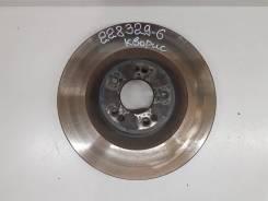 Диск тормозной передний вентилируемый [517123N600] для Hyundai Equus, Hyundai Genesis, Kia Quoris
