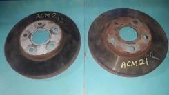 Диск тормозной. Toyota Ipsum, ACM21, ACM21W 2AZFE