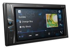Автомагнитола Pioneer DMH-G221BT без диск USB AUX Bluetooth Пульт Д/У