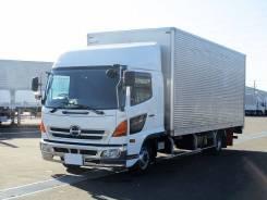 Hino Ranger. Фургон , 6 400куб. см., 5 000кг., 6x4