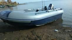 Лодка Флагман DK 350 Jet