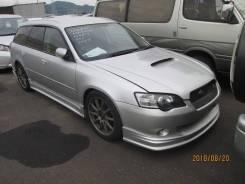 Обвес кузова аэродинамический. Subaru Legacy, BP, BP5, BPE EJ20X