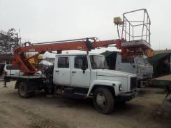 Пинский завод СММ ВС-18Т. Продам автовышку ВС-18т, 18,00м.