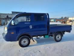 Kia Bongo III. Продаётся грузовик, 1 000кг., 4x4
