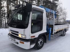 Isuzu Forward. Исузу Форвард 2006г Манипулятор, 7 000 куб. см., 5 000 кг.