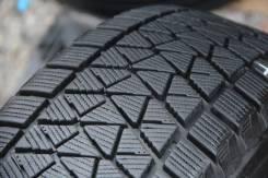 Bridgestone Blizzak DM-V2. зимние, без шипов, 2015 год, б/у, износ 10%