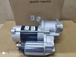 36100-4A000 Стартер 12V D4CB, D4BB, D4BF, D4BH Hyundai Grand Starex