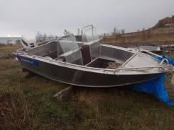Моторная Лодка Windboat 47,2012 Г