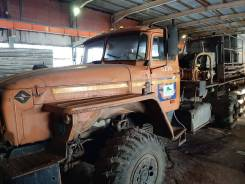 Продается УНБ 125х32УД на базе УРАЛ 4320-1916-30