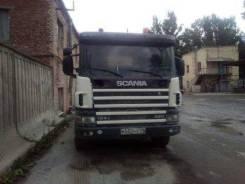 Scania. Р124СА6Х4НZ420, 11 705куб. см., 6x4