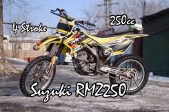 Suzuki RM-Z 250. 250куб. см., исправен, без птс, без пробега