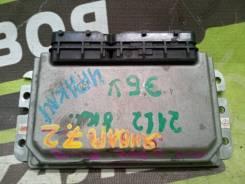 Блок управления двигателем Ваз 2111 1.6 8V